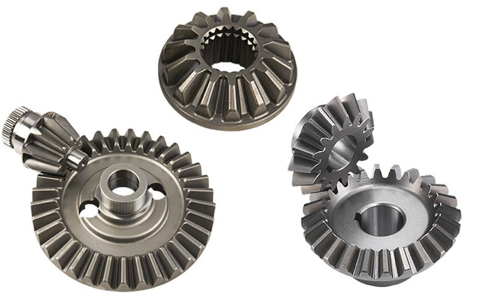 metal parts from metal injection molding