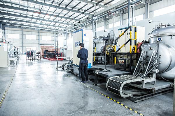 manufacturing facilities of essen magnetics