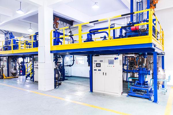 Magnet manufacturing machines